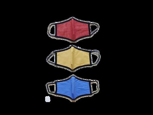 5-Layer Reusable Hemp Cloth Mask
