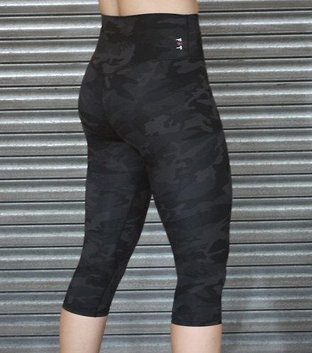 Capri Squat Proof Align Leggings - Cameo