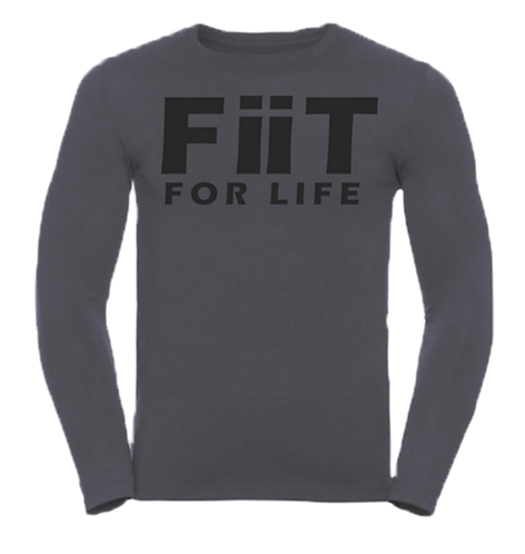 FiiT For Life - Long Sleeve Training Top