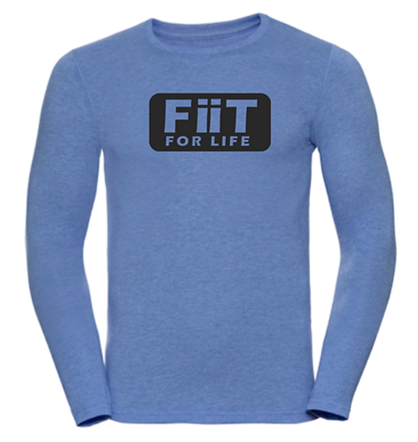 FiiT For Life Studio - Long Sleeve Training Top