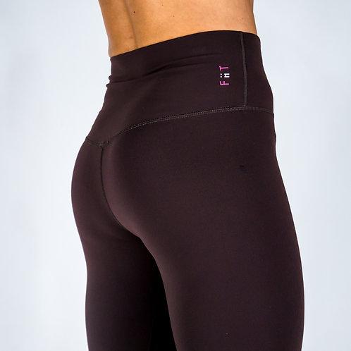 Squat Proof Align Leggings - BROWN
