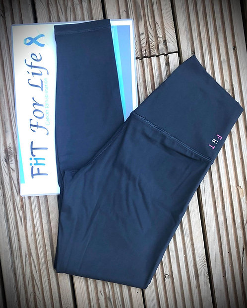 **New** Squat Proof Align Leggings STEEL GREY