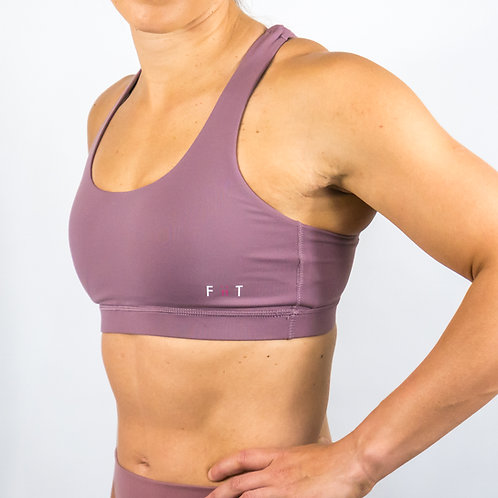 Butterfly Bra EXTREME - LILAC (Thick Strap)