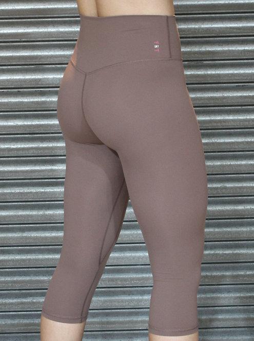 Capri Squat Proof Align Leggings - Dark Lilac
