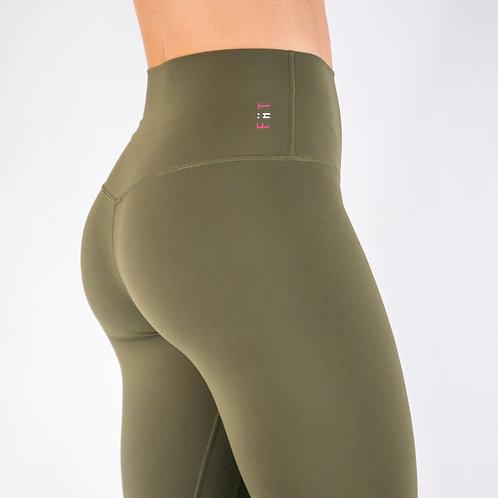 Squat Proof Align Leggings - OLIVE