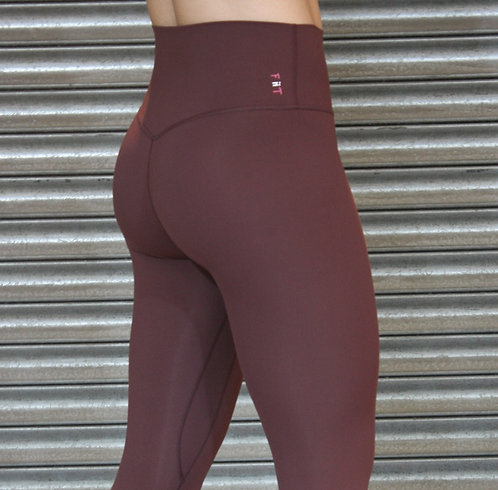 **New** Squat Proof Align Leggings Dark Red