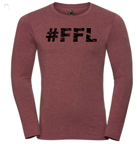 #FFL - Long Sleeve Training Top