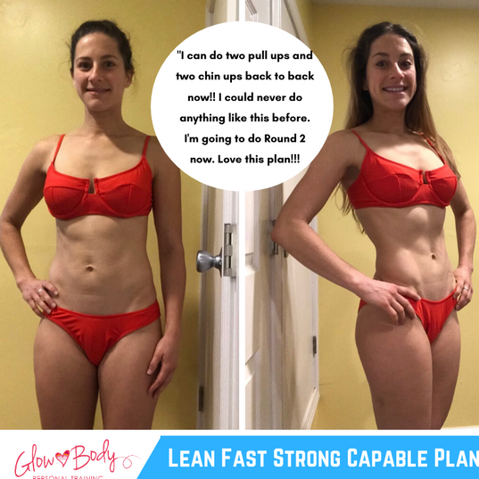 Lean Fast Strong Capable Plan