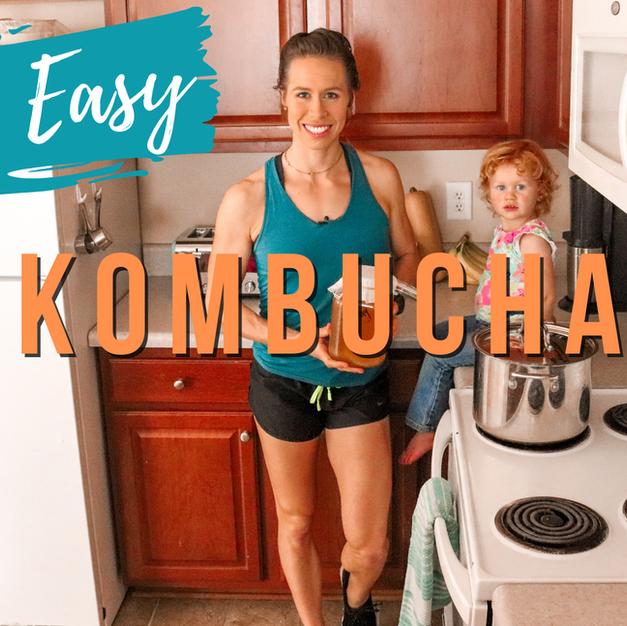 SCOBY for making kombucha