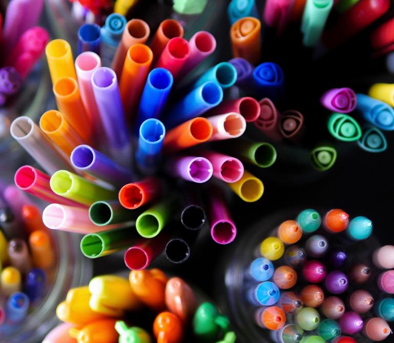 Art Z art therapy kit supplies