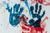 Harry's hands