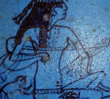 以古埃及刺青为例 Using Tattoo Art In Ancient Egypt As An Example