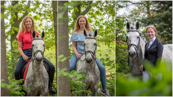 Fotoshoot Paard of Pony - Kleren maken het verschil?