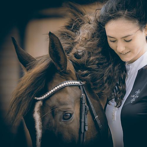 Fotoshoot Paard & Ruiter