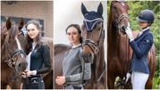 fotoshoot paard - kleren maken het versc