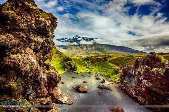 Terug uit IJsland