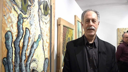 Film from Opening Night of Portals of Perception January 2013