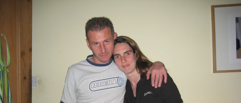 Jane's husband Lindsay, a man of few words
