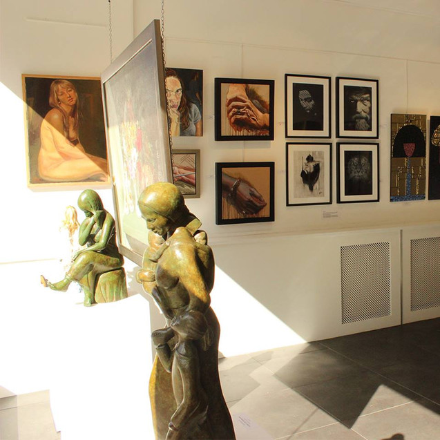 Photo of Summer Fine Art Exhibition 2018