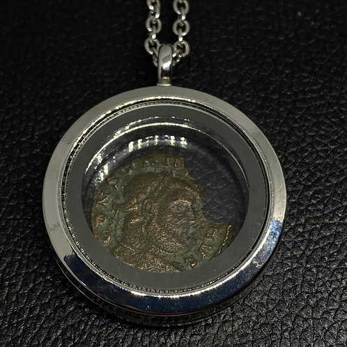 Ancient Roman Coin necklace (2nd-4th century A.D.)