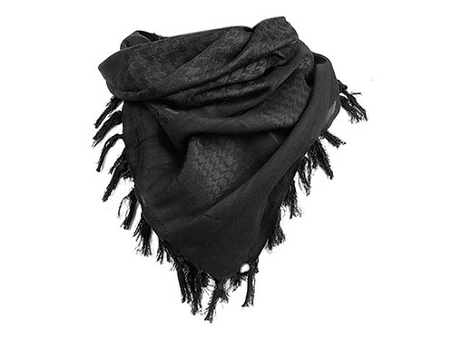 Big Foot Pro. Arabic Scarf (Black)