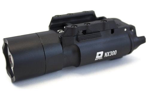 Nuprol  NX300 Pistol Torch - Black
