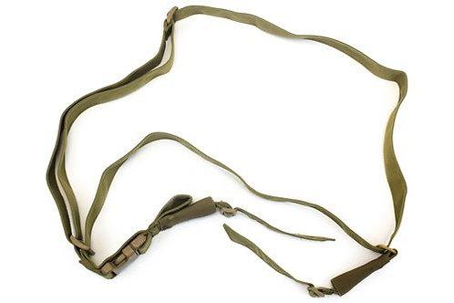 Nuprol Three Point Tactical Sling 1000D Tan