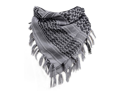 Big Foot Pro. Arabic Scarf (Urban Grey)