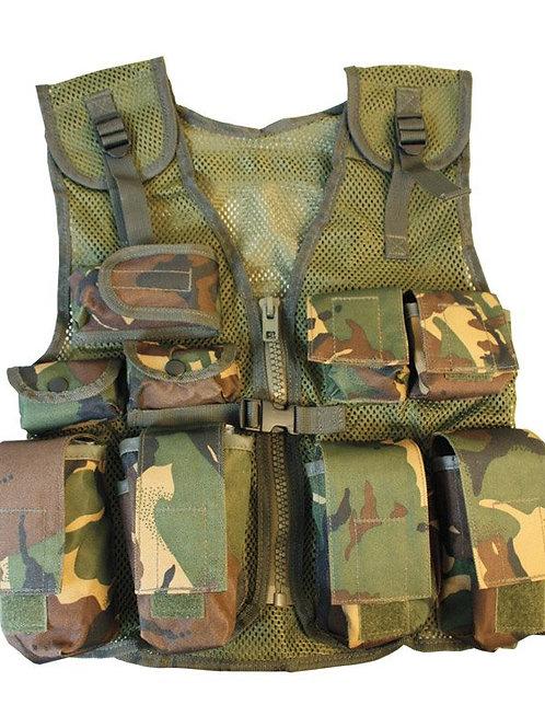 Kids Assault Vest - DPM