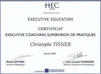 Coach certifié HEC Le Mans