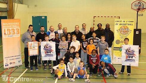Comité De Basket   France   Comité de l'Yonne de Basket-Ball