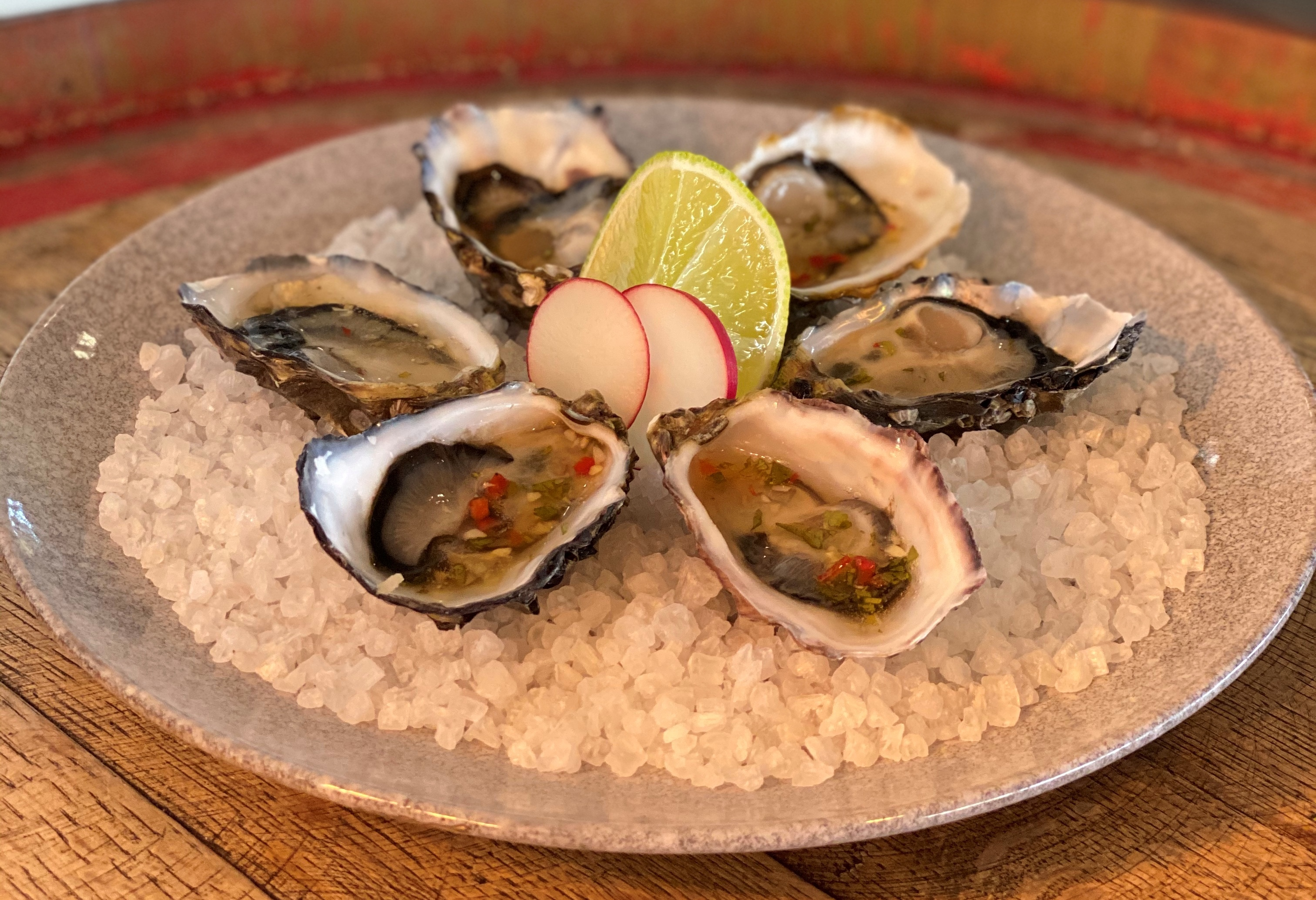 nam jim oysters