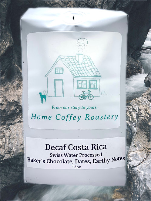 Decaf - Costa Rica