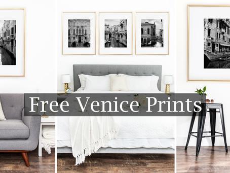 Free Photographs Of Venice