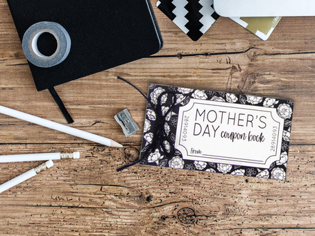 Mother's Day Service Coupon Book