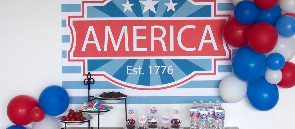 Best Free Printable 4th of July Decorations