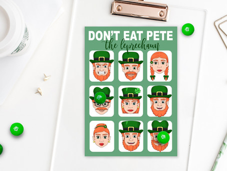 Don't Eat Pete the Leprechaun!