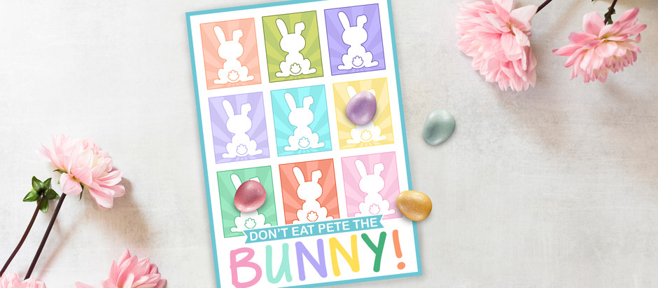 Don't Eat Pete The Bunny!