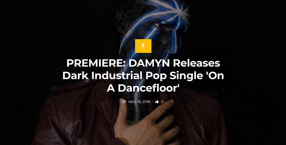 "DAMYN - ""On A Dancefloor"""