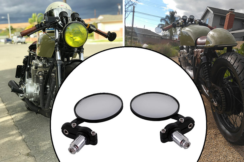 "Handlebar Mirror 7/8"" (22mm)"