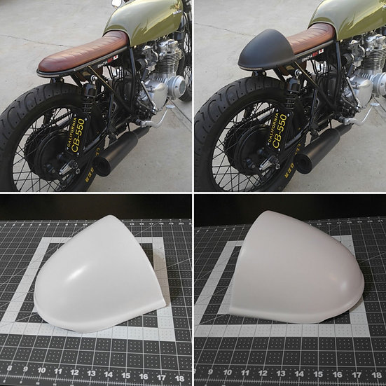 Removable Cowl