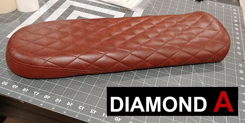 Diamond Style A Cafe Racer Seat