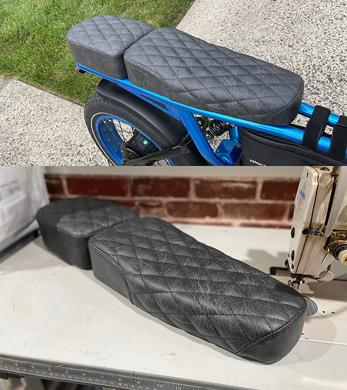 Two-up Two Seater for Ariel Rider X-Class