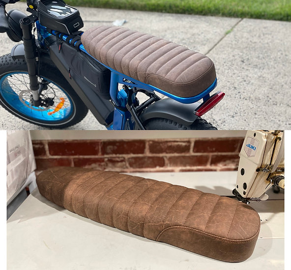 Extended Seat for Ariel Rider X-Class