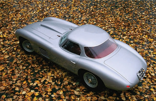 1954 Ferrari 375MM by Scaglietti Back View by Winston Goodfellow