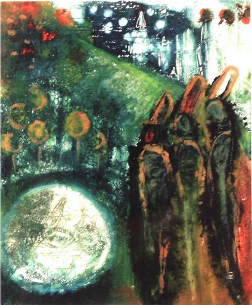 Print by Mikhail Turovsky