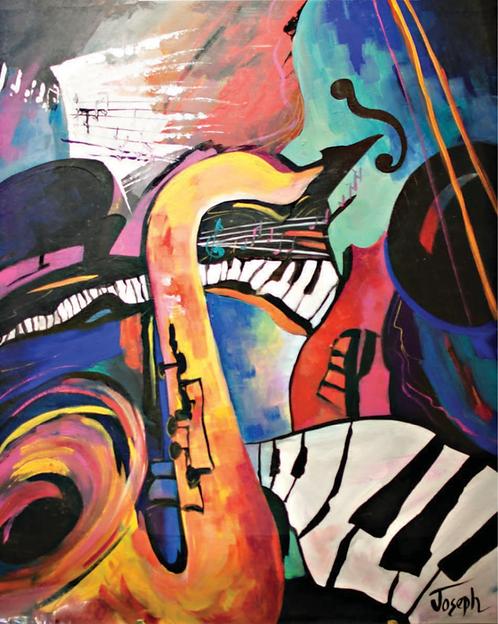 Sax A Go Go by Joseph