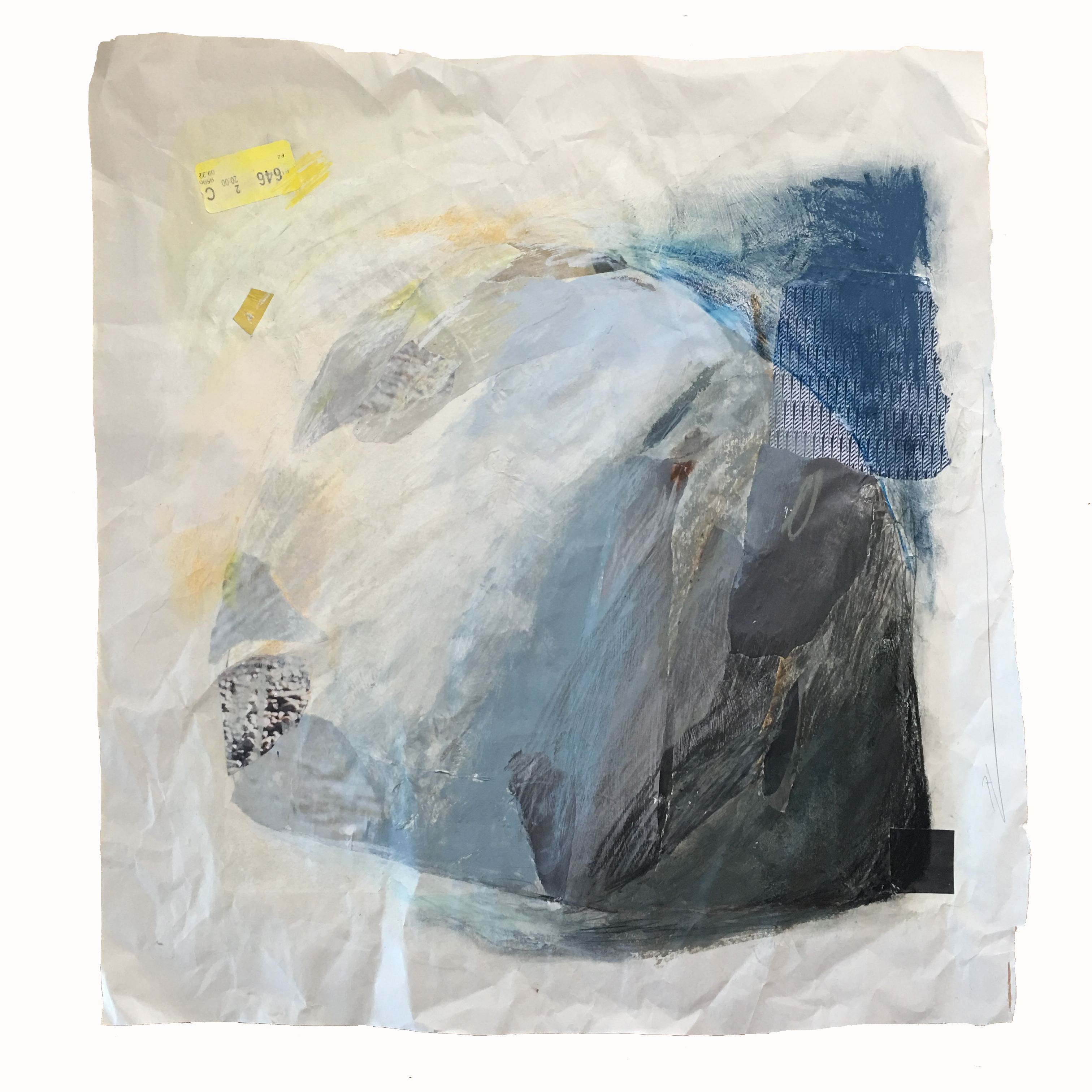 Untitled (Light and Dark Rock)