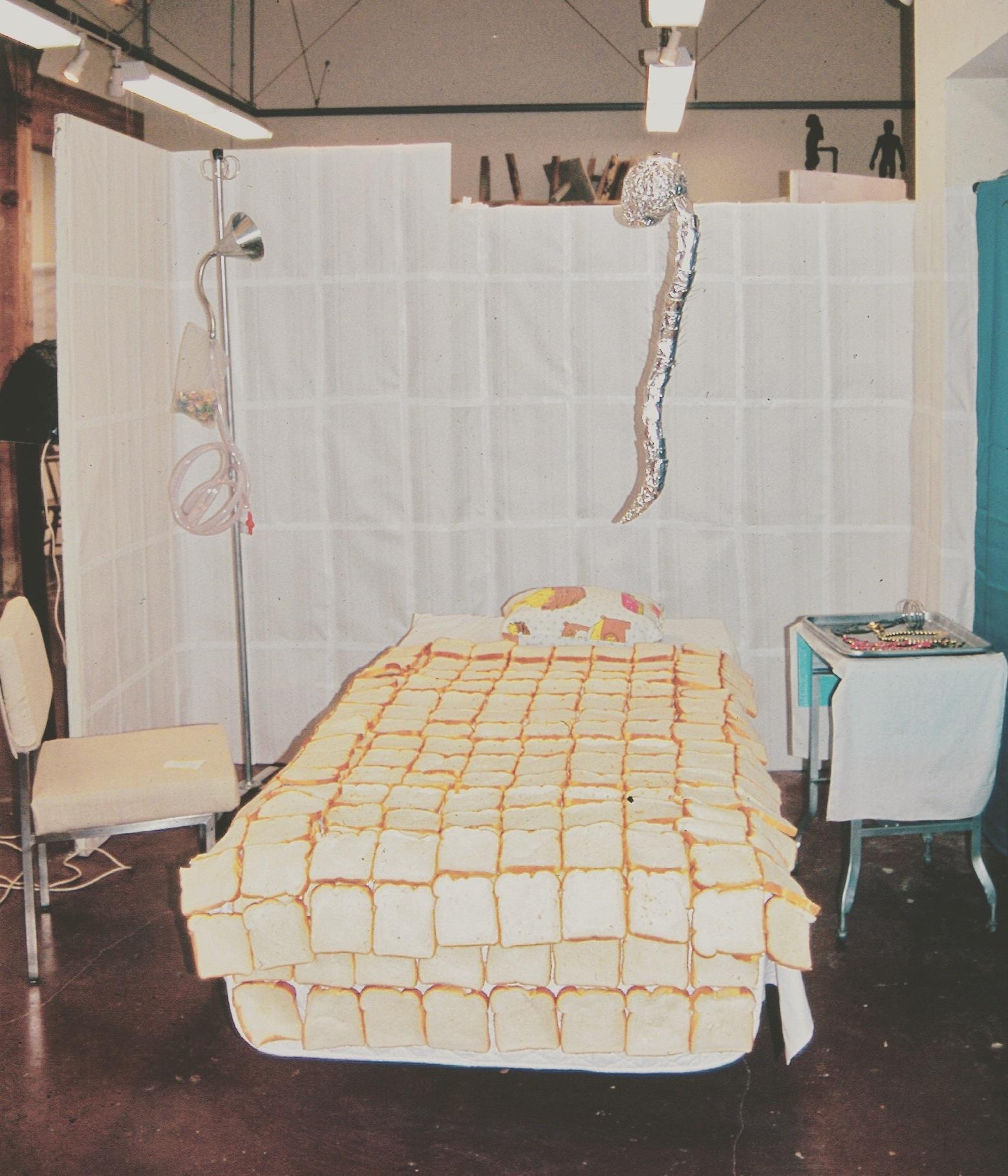 My Hospital Room. 2003.