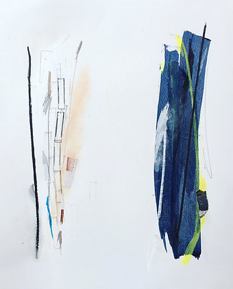Untitled (1 Blush Navy)